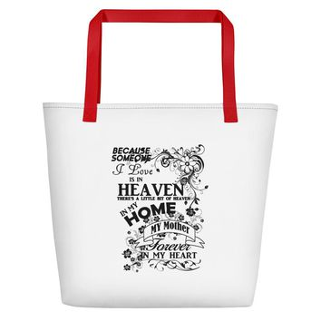 Mother's Day Gift Beach Bag