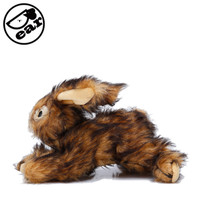 Dogs Toy Puppy Chew Play Cute Plush Rabbit Shape Sound  Squeaky Toy for Dogs Pet Supplies