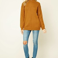 Contemporary Wool-Blend Sweater