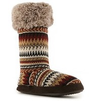 Tina Desert Fur Slipper Boot