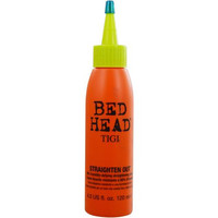 BED HEAD by Tigi STRAIGHTEN OUT 98% HUMIDITY DEFYING STRAIGHT CREAM 4 OZ