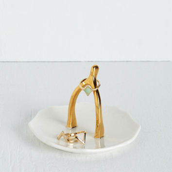 IMM Living Rustic Luck of the Awe Jewelry Holder