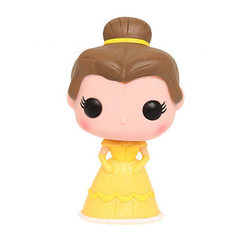 Disney Pop! Beauty And The Beast Belle Vinyl Figure | Hot Topic