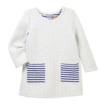 Harper Canyon | Knit Quilted Dress (Baby Girls) | Nordstrom Rack
