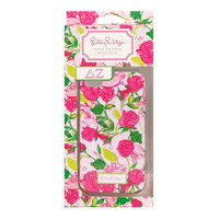 Lilly Pulitzer Delta Zeta iPhone Case