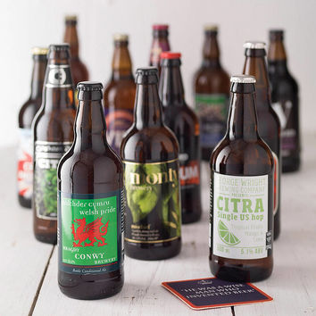 Case Of 12 Best Of British Beers