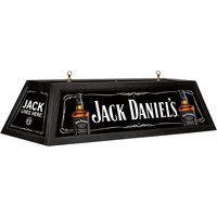 Jack Daniels Pool Table Light