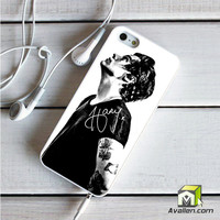 Harry Styles Black And White 2 iPhone 5|5S Case by Avallen