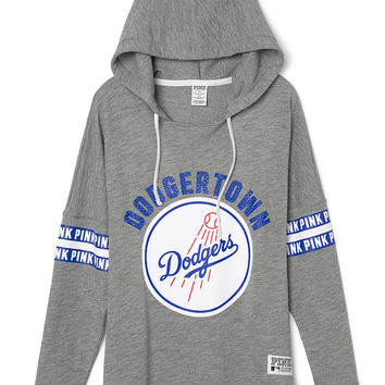 Los Angeles Dodgers Varsity Pullover from VS PINK | Clothes