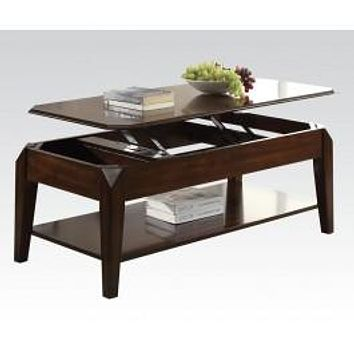 80660 Docila Coffee Table w/Lift Top