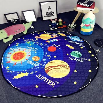 Padded Activity Gym Mats For Baby