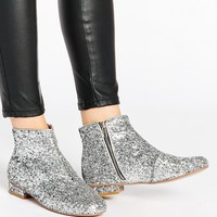 ASOS ATLANTIS 60's Ankle Boots