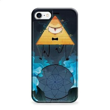 Bill Cipher 3 Gravity Falls iPhone 7 | iPhone 7 Plus case