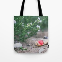 Drowned Heart Tote Bag by Errne