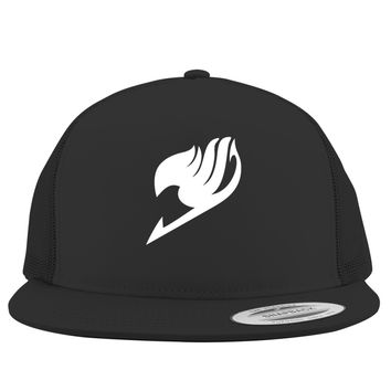 Fairy Tail Embroidered Trucker Hat