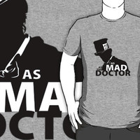 As Mad As The Doctor - Doctor Who