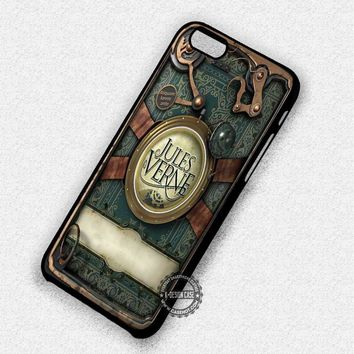 Classic Book Image Steampunk - iPhone 7 6 5 SE Cases & Covers
