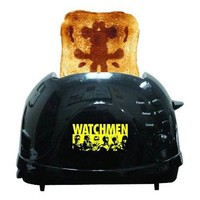 Watchmen Rorschach Toaster - Dynamic Forces - Watchmen - Kitchenware at Entertainment Earth