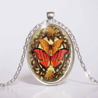 Pendant with Chain - Butterfly 5