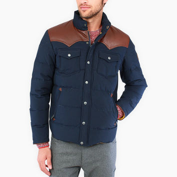 Penfield Men Stapleton Jacket Navy