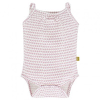 Nui Organics Pink Triangle Tank Onesuit