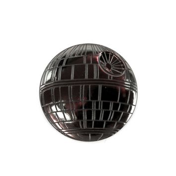 The 3D Death Star Pin