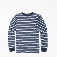 James L/S Stripe Tee - Welcome Stranger
