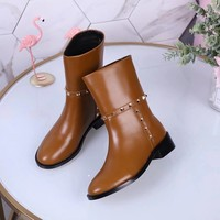 Valentino Woman fashion short boots