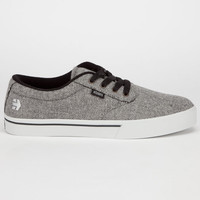 Etnies Jameson 2 Eco Mens Shoes Grey/Grey/Black  In Sizes