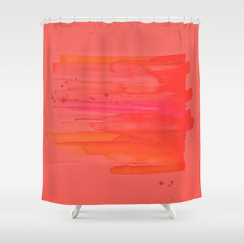 In Lust Shower Curtain by DuckyB (Brandi)