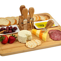 Sherborne Bread & Cheese Serving Set, Cheese Boards & Cheese Board Sets