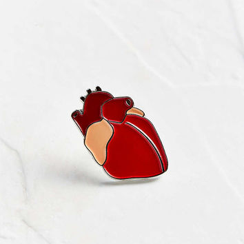 VERAMEAT Heart Pin - Urban Outfitters