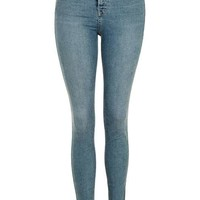 PETITE Bleach Jamie Jeans - Jeans - Clothing
