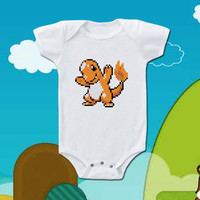 nintendo pokemon gamers baby bodysuit for your babies