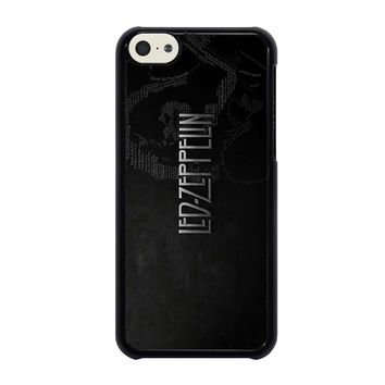 LED ZEPPELIN LYRIC iPhone 5C Case Cover