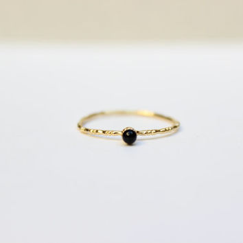 gold tiny ring, Tiny gold ring, thin gold ring,  stackable ring, dainty jewelry  minimalist jewelry, dainty ring, cute rings