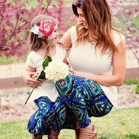 Mommy Starry Night Leggings - Ryleigh Rue Clothing by MVB