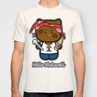 Hello Makveli T-shirt by RooDesign