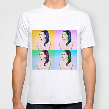 POP KAT, KATY PERRY T-shirt by Lovejonny