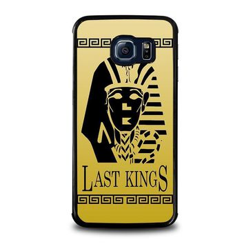 tyga last kings samsung galaxy s6 edge case cover  number 1