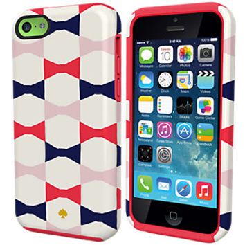 kate spade new york Dual Layer Case for iPhone 5c - Deborah Bow