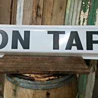 "Light Panel ""On Tap"" for Lighted Signage"