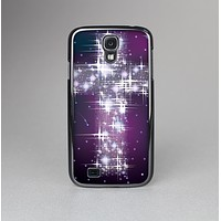 The Glowing Starry Cross Skin-Sert Case for the Samsung Galaxy S4
