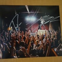 "Twenty-One Pilots ""21 Pilots"" Group SIGNED AUTOGRAPH 8X10 pic C - Autographed MLB Photos"