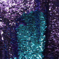 Mermaid 5mm Flip-Up Sequin Fabric By The Yard - Multiple Colors