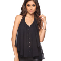 Tiered Halter Top | FOREVER21 - 2000036919