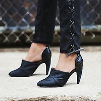 Jeffrey Campbell + Free People Womens Evering Heel