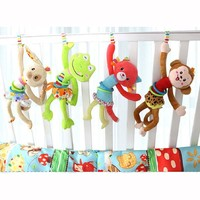 Animal Baby Soft Toy