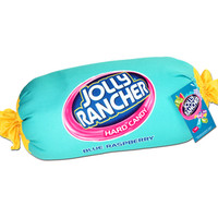 Blue Raspberry Jolly Rancher Squishy Candy Pillow