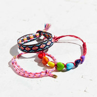 Friendship Bracelet Set - Urban Outfitters
